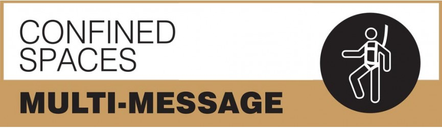 Confined Space Multi-Message