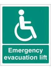 Emergency Evacuation Lift