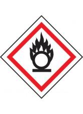 GHS Labels - Oxidiser