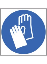 Hand Protection Symbol