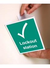 Lockout Station - EasyfixProjecting Signs