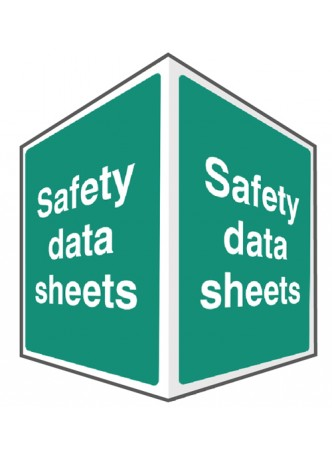 Safety Data Sheets - Projecting Sign