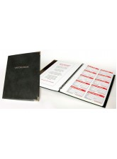 Refill Visitor Book - 300 Inserts
